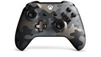 Xbox One Kablosuz Kumanda Night OPS Camouflage Gri/Siyah