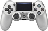 Sony Ps4 Dualshock Silver V2 Oyun Kolu