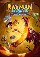 Nintendo Rayman Legends Definitive Edition Switch Oyun