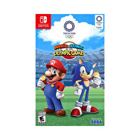 Mario & Sonic at the Tokyo Olympics Games 2020 Switch Oyun