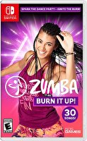 Zumba Burn It Up Switch Oyun
