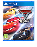 Warner Bros Cars 3 PS4 Oyun