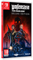 Bethesda Wolfenstein Youngblood Deluxe Switch Oyun