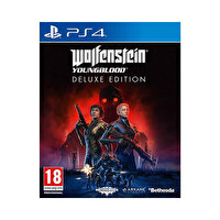 Bethesda Wolfenstein Youngblood Deluxe PS4 Oyun
