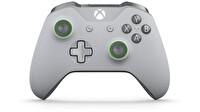 Xbox One Gri/Yeşil Kablosuz Kumanda