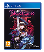 505 Games Bloodstained Ritual Of The Night PS4 Oyun