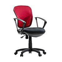 Adore Comfort Ultra Ofis Sandalyesi VLT-034-FK-1 Kırmızı