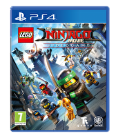 Lego Ninjago: Movie Game PS4 Oyun