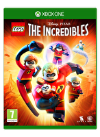 Lego Incredibles Standart ED XBOX