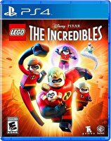 Lego Incredibles Standart Edition PS4 Oyun