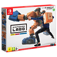 Nintendo Labo Robo Kit Switch Oyun