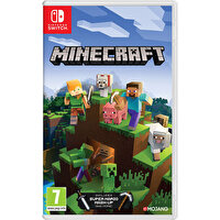 Nintendo Minecraft Switch Bedrock Edition Switch Oyun