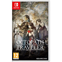 Nintendo Octopath Traveler Switch Oyun