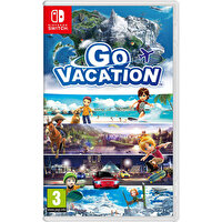 Nintendo Go Vacation Switch Oyun