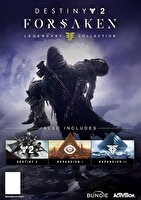 Aral Destiny 2 Forsaken Legendary Edition Ps4 Oyun
