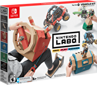 Nintendo Labo Vehicle Kit Switch Oyun