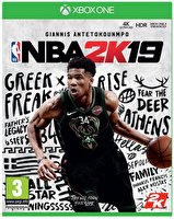 NBA 2K19 Standart Edition (ENG) Xbox One Oyun
