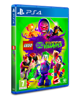 Lego DC Super Villians PS4 Oyun