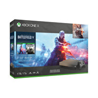 XBOX ONE X 1 TB OYUN KONSOLU- BATTLEFIELD 5 ( OUTLET )