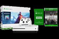 XBOX One S 1 TB  Battlefield 5 + PUBG + 3 Aylık Live Bundle Oyun Konsolu
