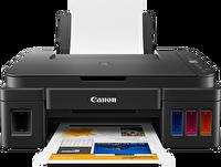 Canon Pıxma G2411 Fotokopi Tarayıcı Tanklı Yazıcı