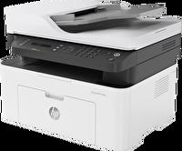 HP Laser MFP 137fnw Faks + Fotookopi + Tarayıcı + Ethernet + Wifi + Airprint + Çok Fonksiyonlu Lazer Yazıcı 4ZB84A