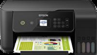 EPSON EcoTank L3160 Fotokopi + Tarayıcı + WiFi Direct Tanklı Yazıcı