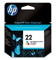 HP 22 Renkli Mürekkep Kartuş (C9352Ae)
