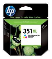 HP 351Xl Üç Renkli Mürekkep Kartuşu (Cb338Ee)