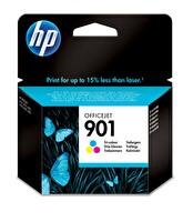 HP 901 Üç Renkli Mürekkep Kartuş (Cc656Ae)