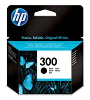 HP 300 Siyah Mürekkep Kartuşu (CC640EE)
