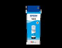 Epson 103 Mavi Mürekkep Kartuşu