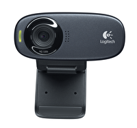 Logitech C310 Siyah HD Webcam (960-001065 V-U0015)