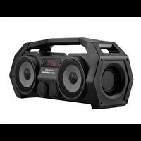 Goldmaster Enjoy 100 Bluetooth Radyo Sd Usb Li Ses Sistemi (Kırmızı)