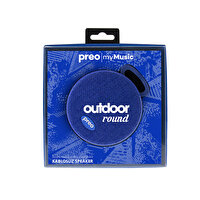 Preo My Music MM12 Kablosuz Outdoor Speaker Mavi