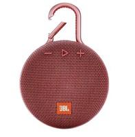 Jbl Clip 3 Su Geçirmez Bluetooth Hoparlör Kırmızı