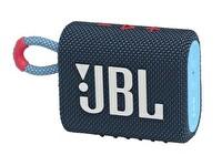 Jbl Go3, Bluetooth Hoparlör, Mavi Pembe