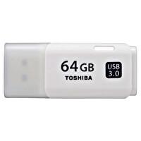 Toshiba Hayabusa 3.0 64GB USB 3.0 Beyaz Taşınabilir Bellek