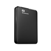 Wd Elements 1Tb Worldwide Taşınabilir Disk (Siyah)