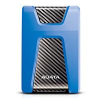 """ADATA 1 TB 2,5"""" HD650 Darbeye Dayanıklı USB 3.1 Taşınabilir Disk Mavi"""