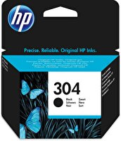HP 304 Siyah Mürekkep Kartuşu (N9K06AE)