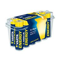 Varta Energy AA 12 li Alkalin Pil