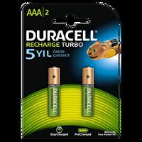 Duracell AAA 800 mAh-2K Şar Edilebilir Pil