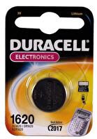Duracell 1620 3 Volt Düğme Pil