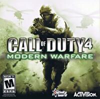 Aral Call Of Duty 4 Modern Warfare Pc Oyun