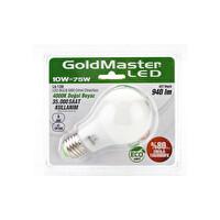 Goldmaster LA 128 10W Led Ampul (Doğal Beyaz)