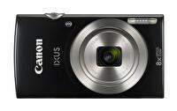 Canon IXUS185 Siyah 20 MP 8X Zoom Fotoğraf Makinesi