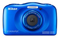 Nikon Coolpix W100 Blue Backpack Kit