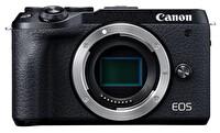 Canon EOS M6 MARK II BODY Dijital Fotoğraf Makinesi
