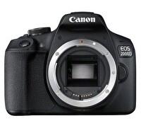 Canon EOS 2000D 18-55MM DC III DSLR Dijital Fotoğraf Makinesi